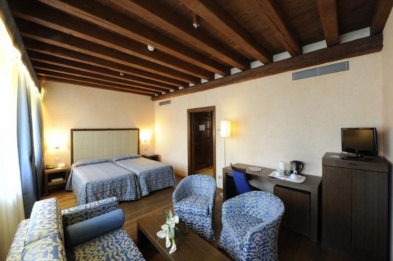 Italie - Venise - Hôtel Palazzo Selvadego 4*
