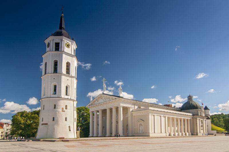 Cathedrale de Vilnius