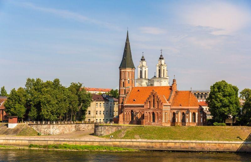 Eglise St George - Kaunas