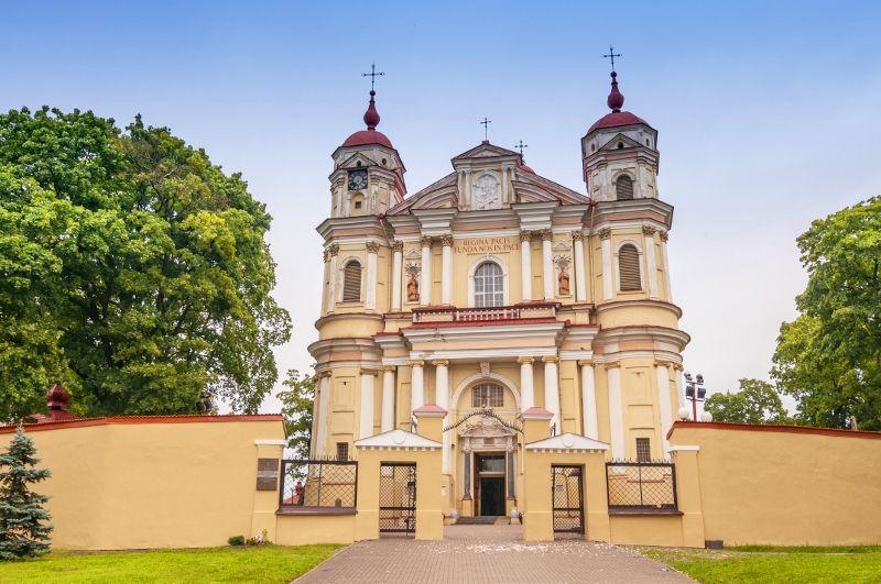 Eglise St Pierre et St Paul - Vilnius