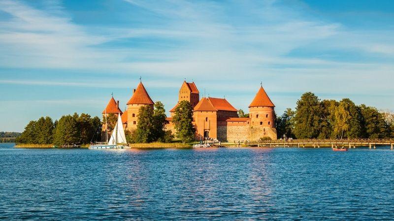 Trakai castle - Vilnius