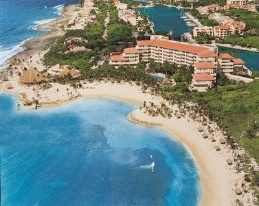 Hôtel dreams puerto aventuras resort et spa 4*