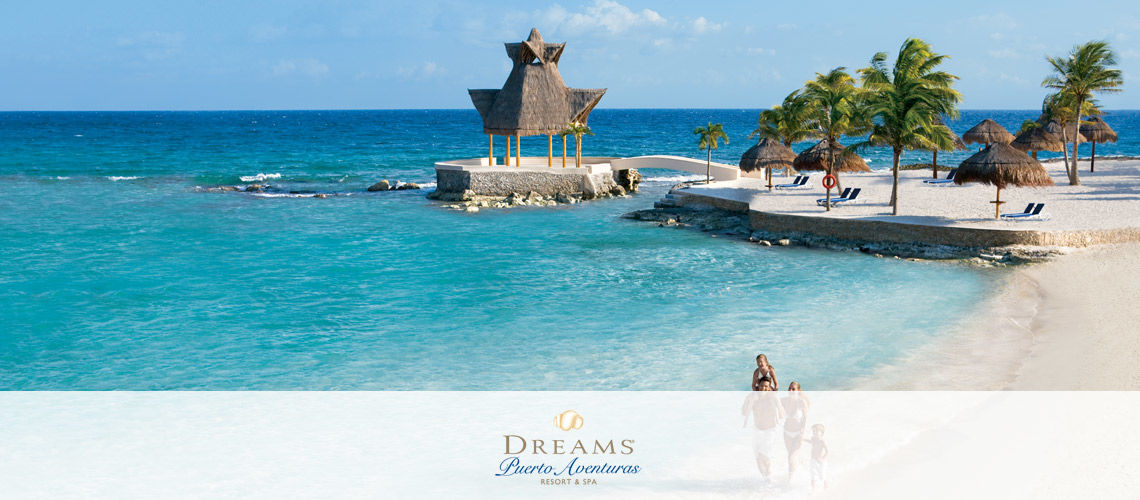 Dreams Puerto Aventuras Resort & Spa 5*