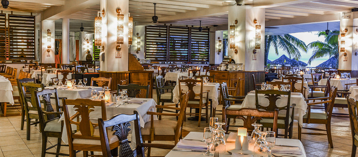 restaurant club coralia montego beach