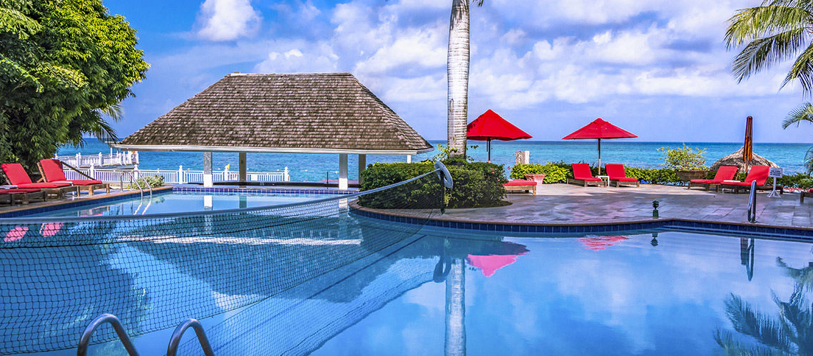 hotel royal decameron montego beach 4 jamaique avec. Black Bedroom Furniture Sets. Home Design Ideas