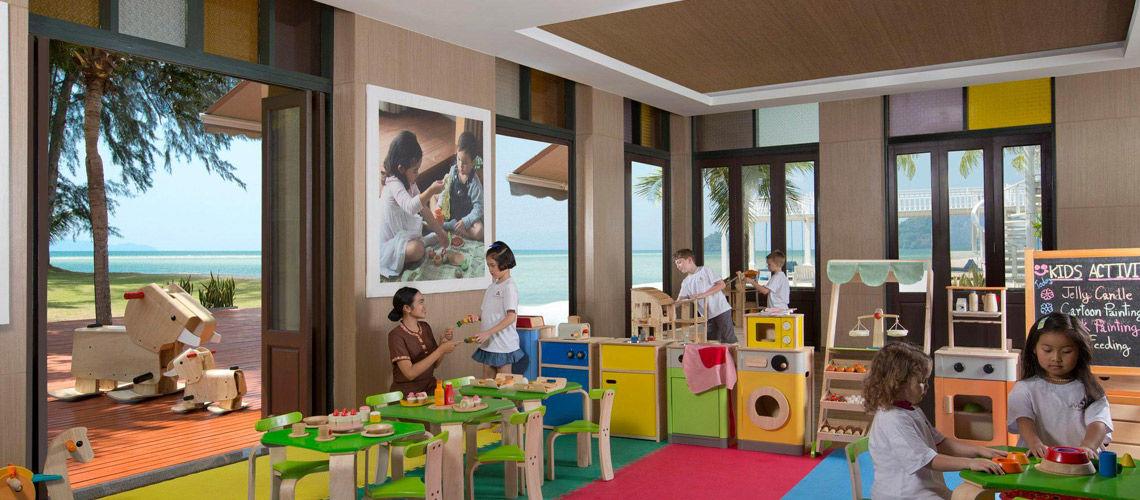 Thaïlande - Pak Meng - Kappa Club Anantara Si Kao Resort 5*