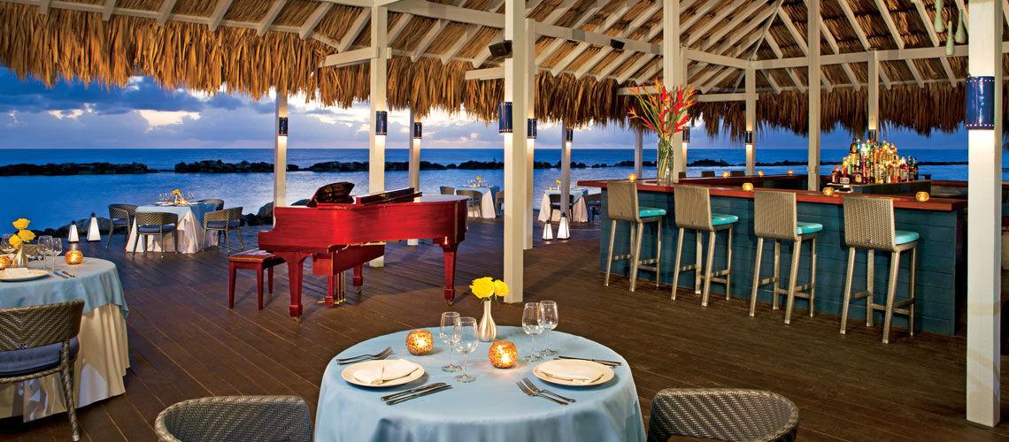 Restaurant kappa club sunscape curacao