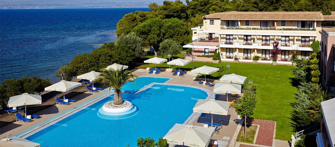 Hotel negroponte 5 ile d 39 eubee grece avec voyages for Petite piscine leclerc
