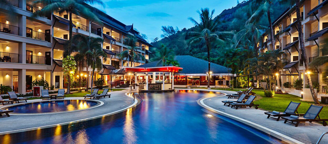 Kappa Club Swissotel Resort Phuket 4*