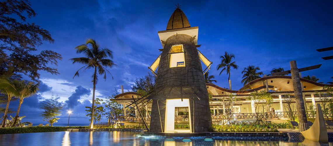 Thaïlande - Phuket - Kappa Club Thai Beach Resort 5*