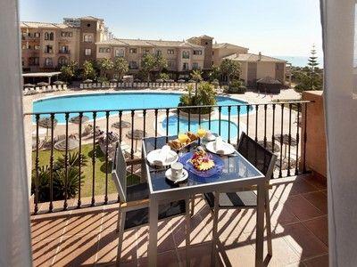 room superior vista mar piscina barcelo punta umbria mar22 64418