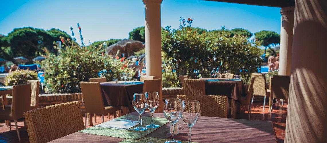 Restaurant promosejours barcelo punta umbria andalousie