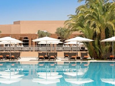 Hôtel Pullman Marrakech Palmeraie Resort & Spa 5*