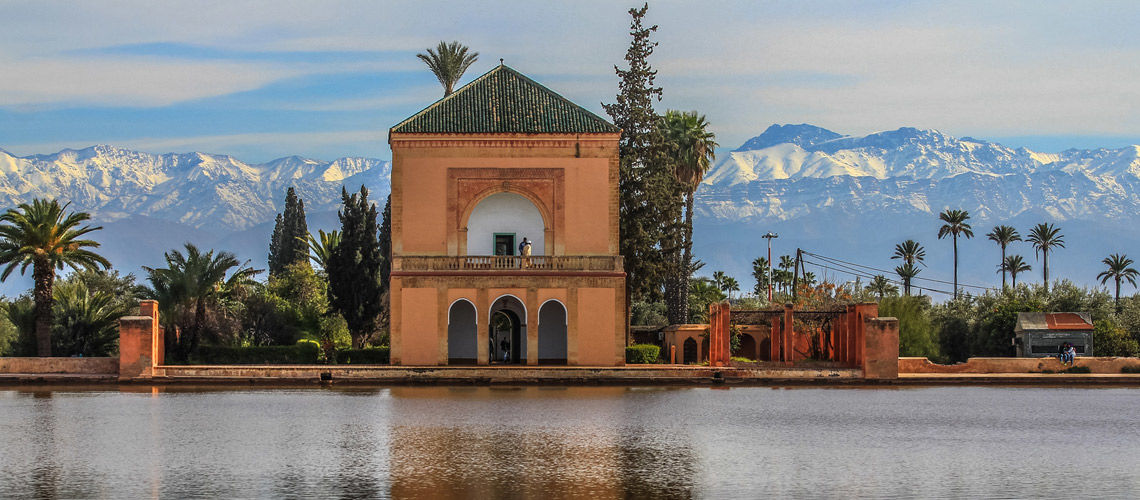 Menara villes imperiales extension club coralia marrakech