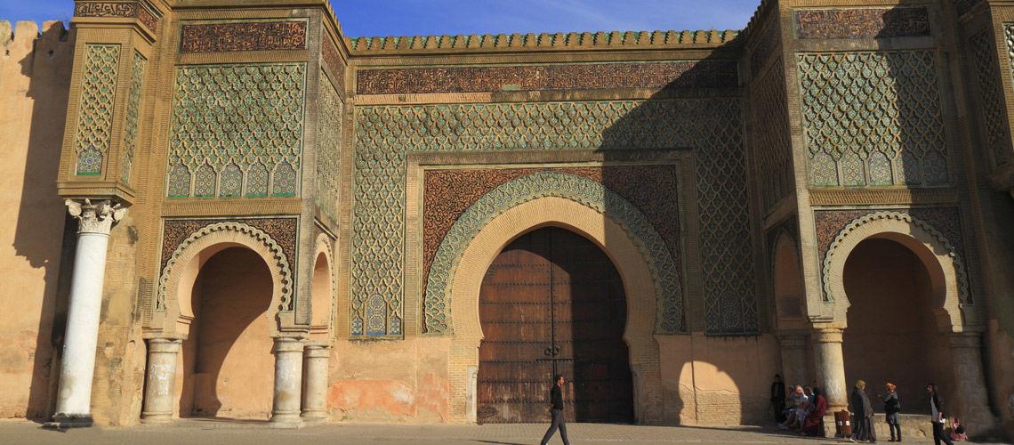 Meknes villes imperiales extension club coralia marrakech