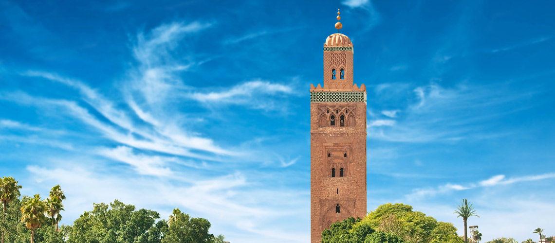 Koutoubia villes imperiales extension club coralia marrakech