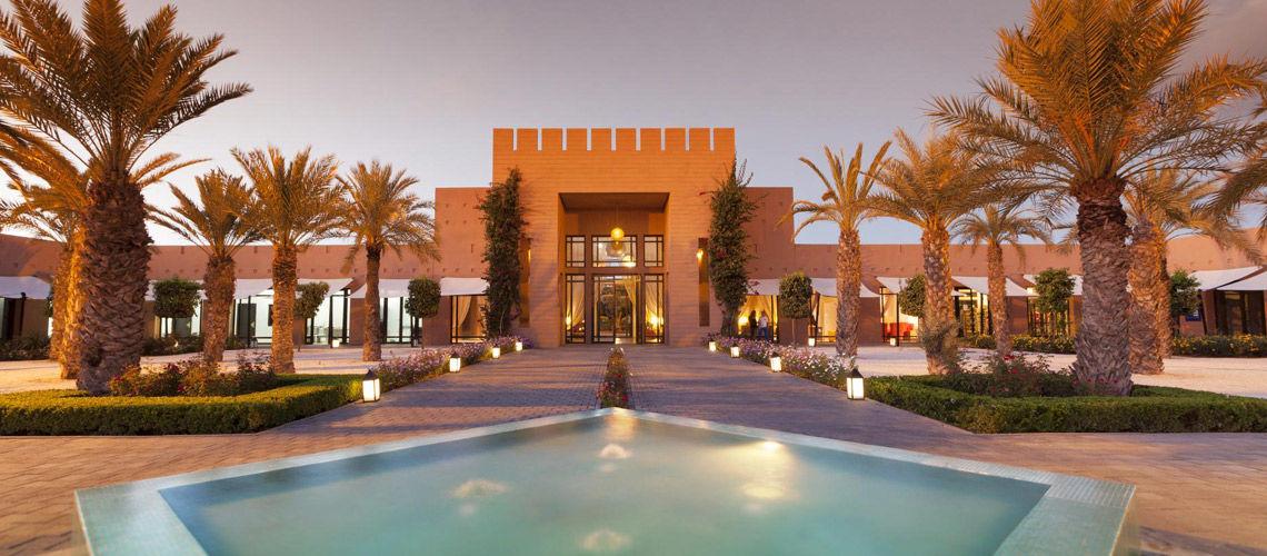 Exterieur villes imperiales extension club coralia marrakech