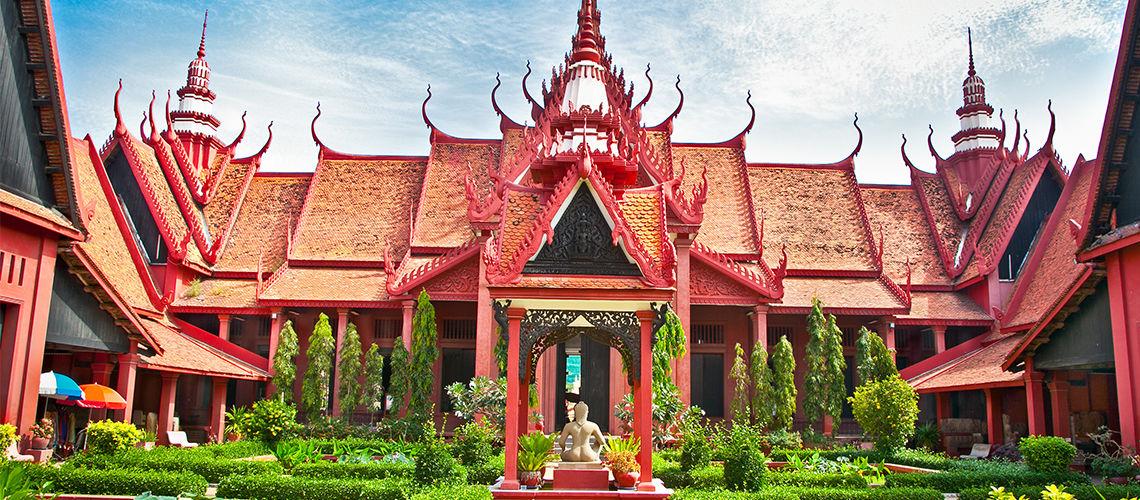 Les Merveilles Du Cambodge Et Séjour Au Kappa City Pullman
