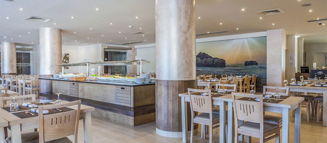 restaurant club coralia albufeira sol