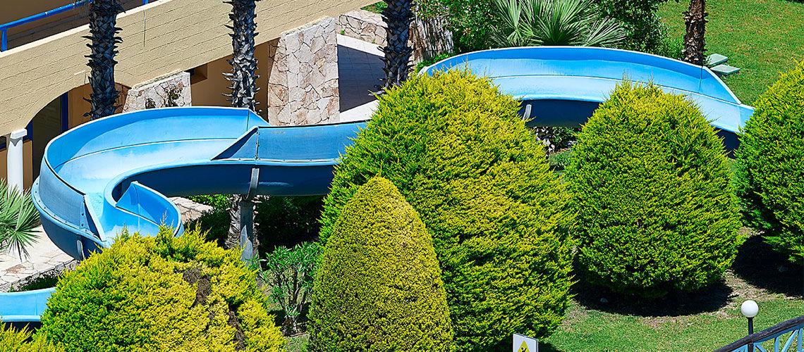toboggan club coralia amilia mare beach resort