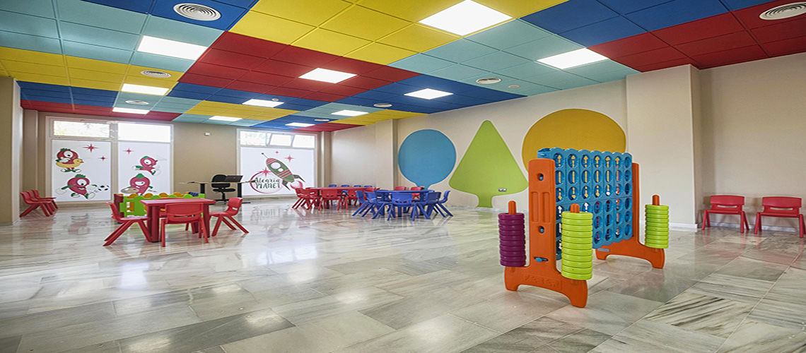 kids club club coralia costa ballena