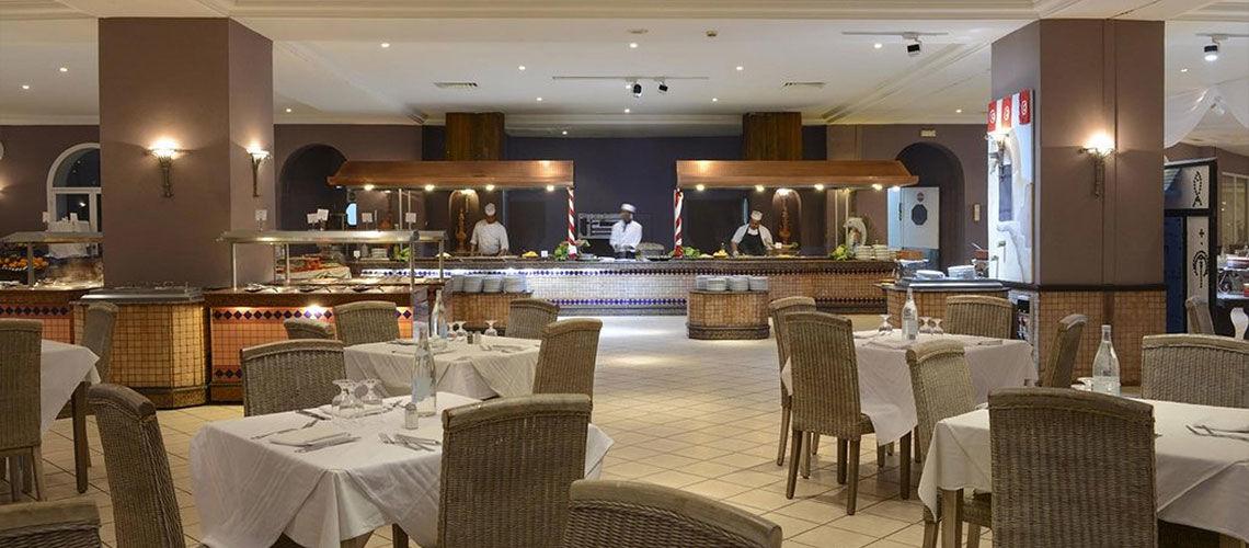 restaurant club coralia djerba resort