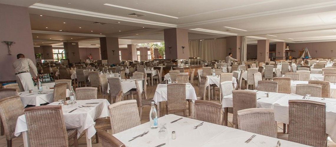 restaurant club coralira djerba resort