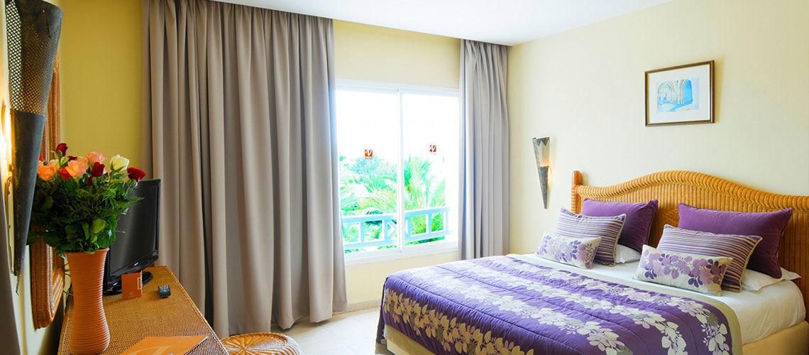 chambre club coralia djerba resort