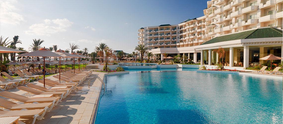 piscine club coralia iberostar royal el mansour