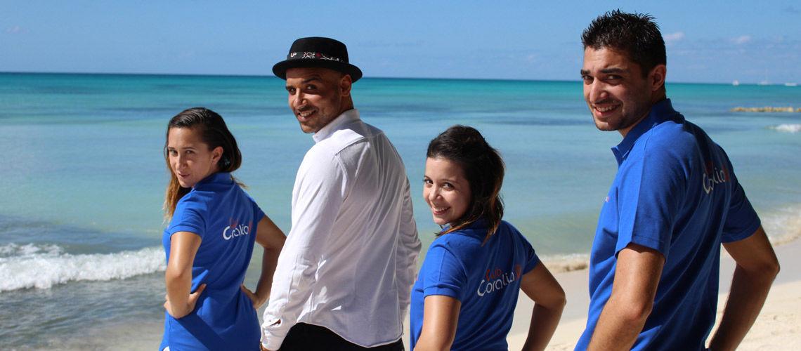 equipe club coralia iberostar royal el mansour