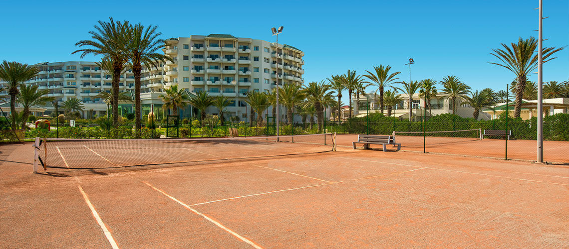 tennis club coralia iberostar royal el mansour
