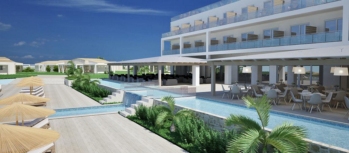 Grèce - Iles grecques - Corfou - Hôtel Laguna Holiday Resort 4*