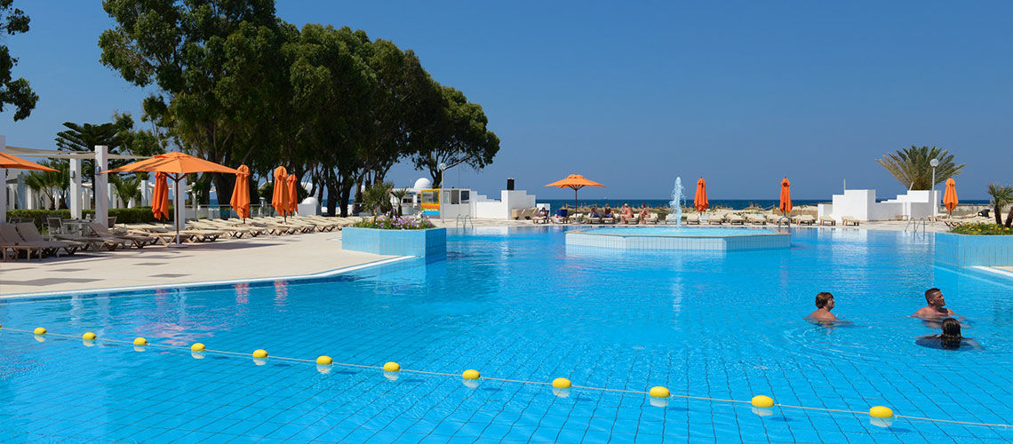 piscine club coralia one resort aquapark spa