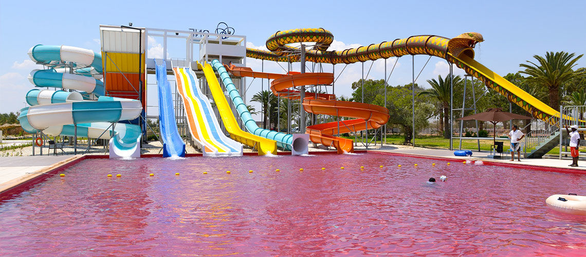 aqua park club coralia one resort aquapark spa