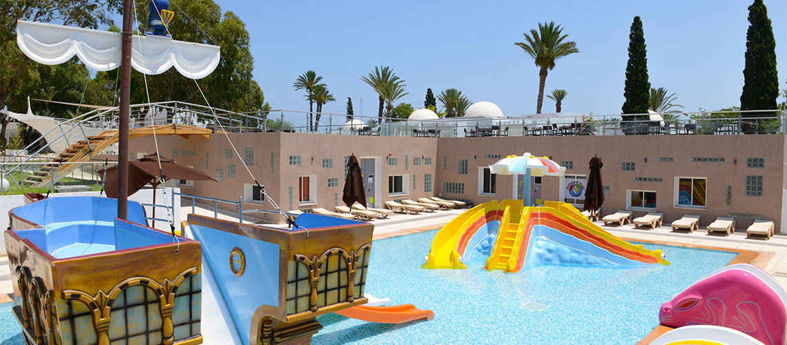 kids club coralia one resort aquapark spa