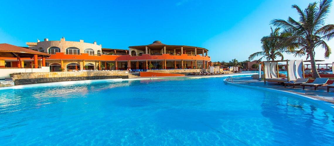 Cap Vert - Boa Vista - Hôtel Royal Horizons Boa Vista 4*