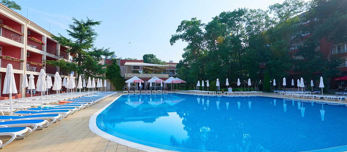 Hôtel Club Coralia Zornica Résidence 4*