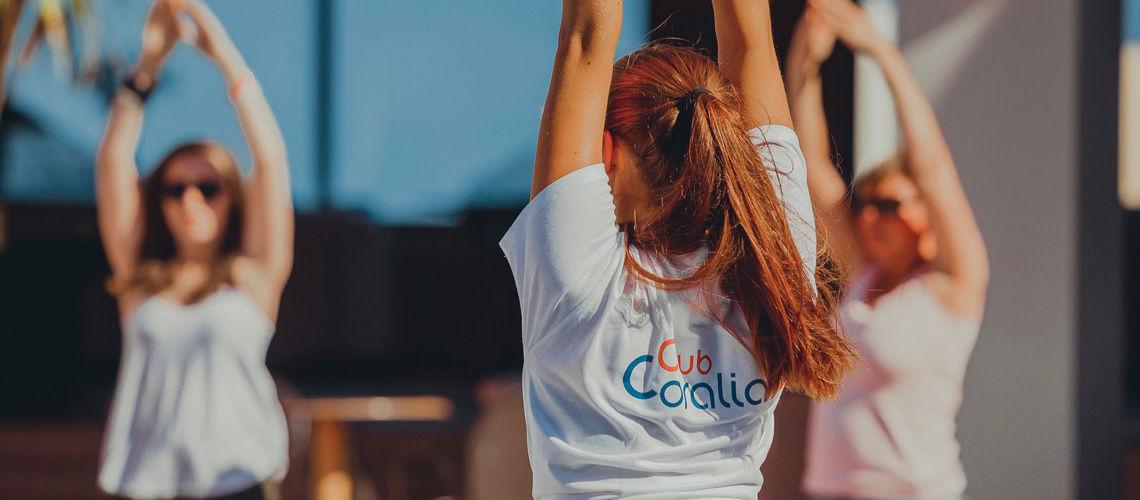 yoga club coralia zorinca residence