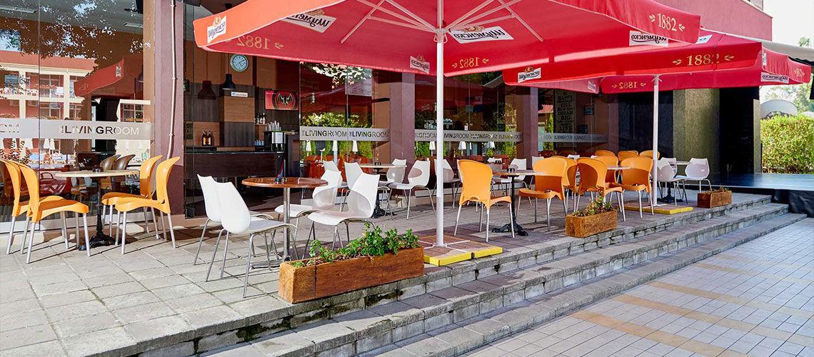 terrasse club coralia zorinca residence