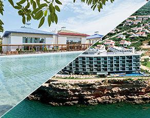 Combiné Hotel Caribe 4* & Ohtels Cap Roig 3* avec Location de voiture