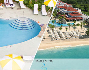 Combiné Kappa City Miami WPH South Beach 4* & Kappa Club Dreams Dominicus La Romana 5*