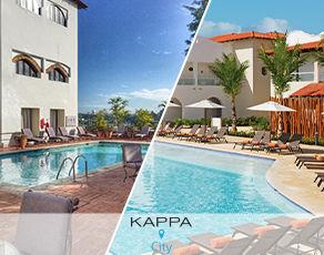 Combiné Kappa City Santo Domingo Nicolas de Ovando 5* & Kappa Club Dreams Dominicus La Romana 5*
