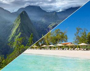 Autotour À la Découverte de la Réunion & Extension Kappa Club Maritim Crystals Beach 4*