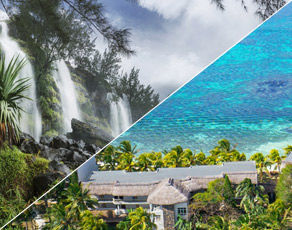 Autotour à la Découverte de la Réunion & Extension Solana Beach Mauritius 4* (adult only)