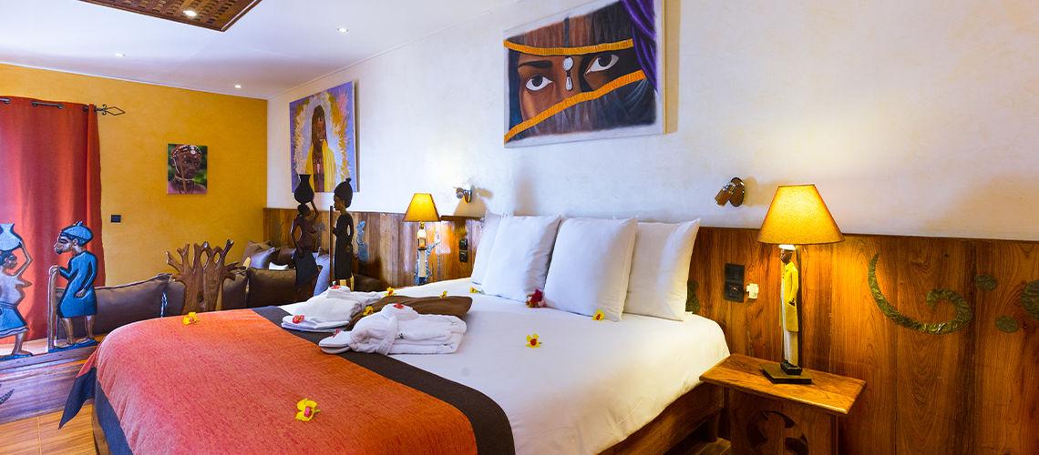 chambre kappa club horizon baobab