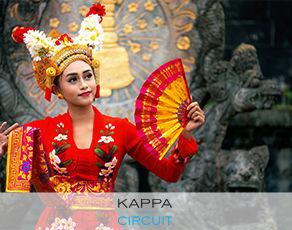 Kappa Circuit Trésors de Bali et Extension Kappa Club Bali 5*
