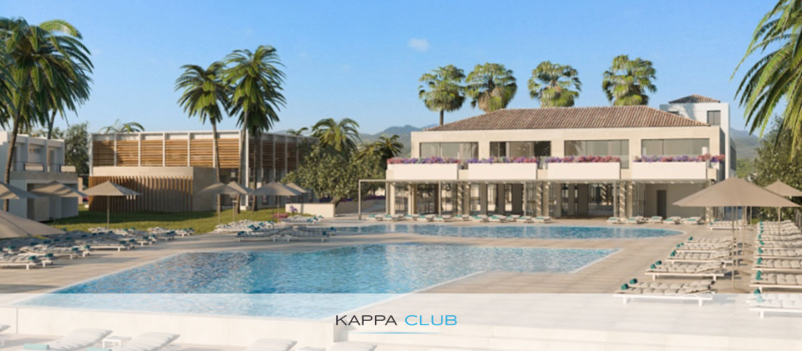 Kappa Club Iberostar Cala Domingos 4*