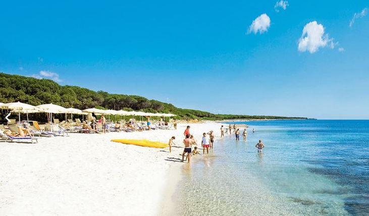 Janna el Sol plage