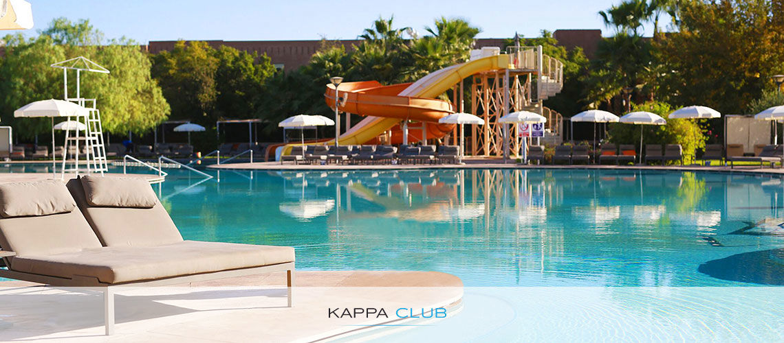 Kappa Club Kenzi Club Agdal Medina 5*