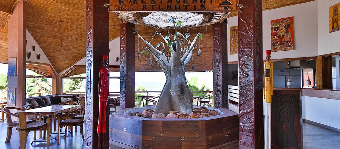 restaurant kappa club horizon baobab